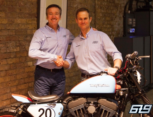Freddie Spencer signs for Team 6t9