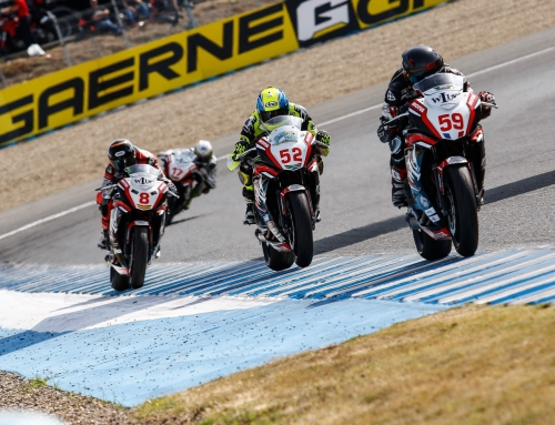 Troy Ends EJC Season With Front Running Performance At Jerez