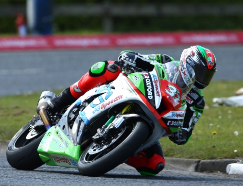 NW200 Podium Success for Hillier and JG Speedfit Kawasaki