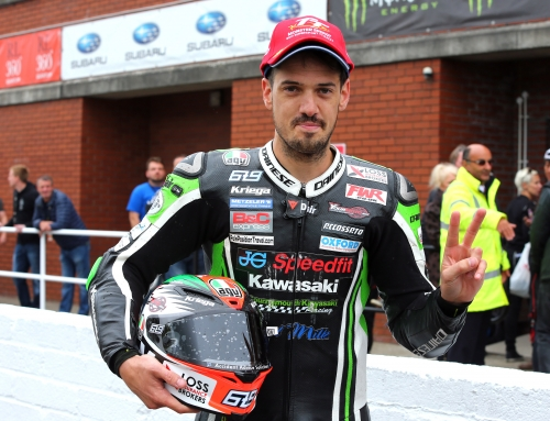 Hillier Claims First Podium of 2017 IOM TT