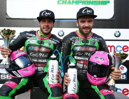 JG Speedfit Kawasaki Still Top Despite Tough Weekend