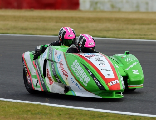 JG Speedfit Kawasaki Heads to Mallory Park