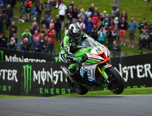 HIGHS AND LOWS FOR JG SPEEDFIT KAWASAKI AT CADWELL PARK